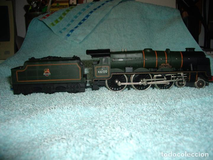 LOCOMOTORA ROYAL SCOT, (Juguetes - Trenes Escala H0 - Hornby H0)