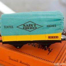 Trenes Escala: WAGON BACHES Nº1 HORNBY. CON CAJA ORIGINAL. MUY BUEN ESTADO. Lote 75913155