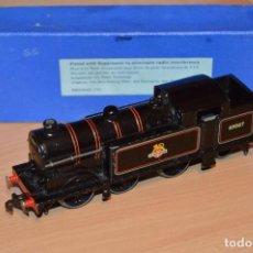Trenes Escala: HORNBY DUBLO EDL17 LOCOMOTORA TENDER - TODA DE METAL, EN CAJA ORIGINAL - ESCALA H0 / 00 - ANTIGUO. Lote 76516859
