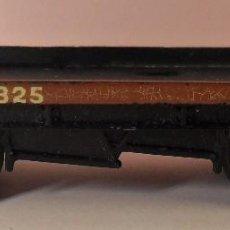 Trenes Escala: HORNBY (ELECTROTREN) H0 - VAGÓN PLATAFORMA DE BORDE BAJO. Lote 83569812