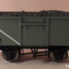 Trenes Escala: HORNBY (ELECTROTREN) H0 - VAGÓN ABIERTO CON CARGA. Lote 83623208