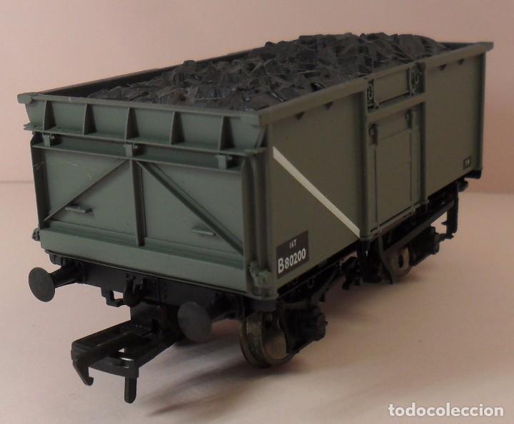 Trenes Escala: HORNBY (ELECTROTREN) H0 - Vagón abierto con carga - Foto 2 - 83623208