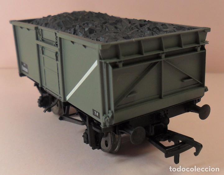 Trenes Escala: HORNBY (ELECTROTREN) H0 - Vagón abierto con carga - Foto 3 - 83623208