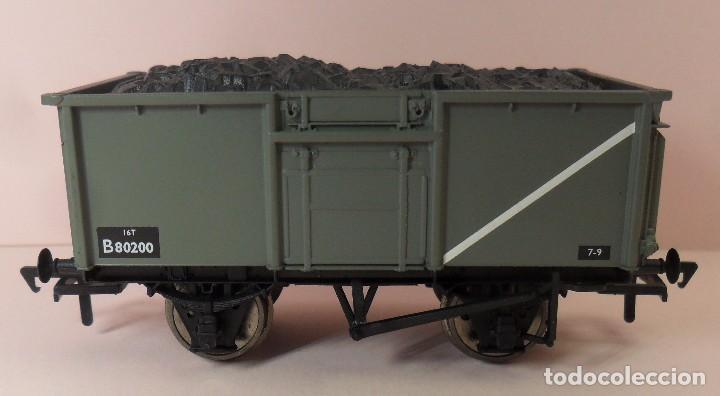 Trenes Escala: HORNBY (ELECTROTREN) H0 - Vagón abierto con carga - Foto 4 - 83623208