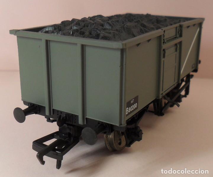 Trenes Escala: HORNBY (ELECTROTREN) H0 - Vagón abierto con carga - Foto 5 - 83623208