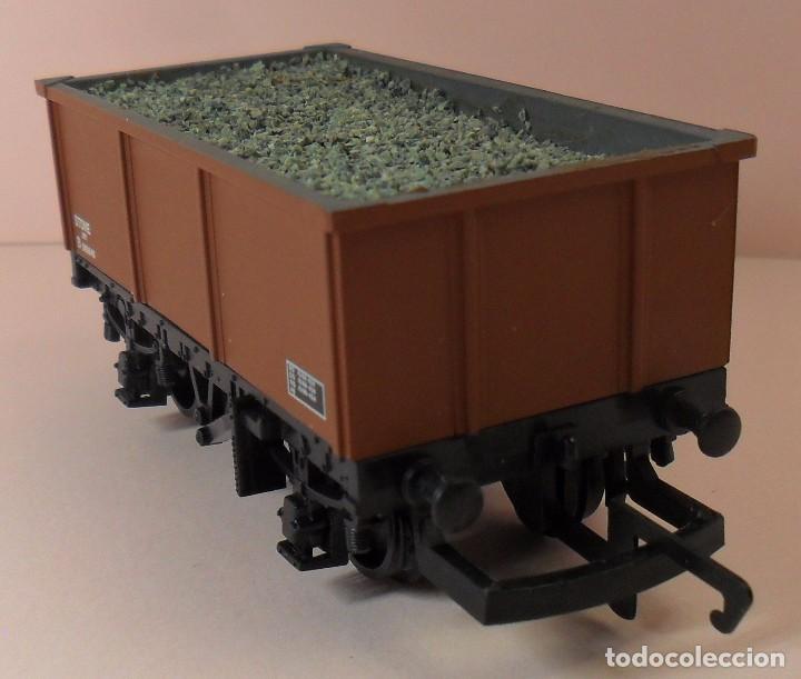 Trenes Escala: HORNBY (ELECTROTREN) H0 - Vagón abierto con carga - Foto 6 - 83623308