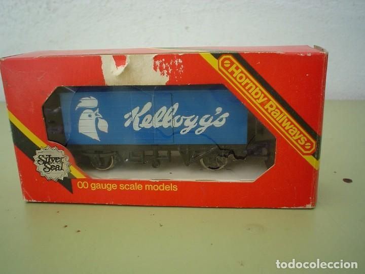 Trenes Escala: VAGON SILVER SEAL KELLOGG, S HORNBY-RAILWAYS - Foto 6 - 86059056