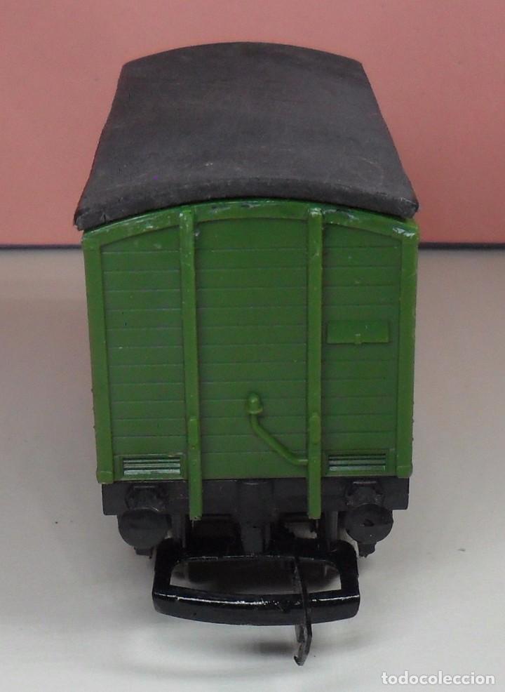Trenes Escala: HORNBY - Vagón cerrado PRIME PORK - Foto 2 - 89804116