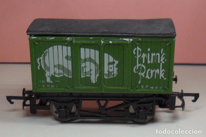 Trenes Escala: HORNBY - Vagón cerrado PRIME PORK - Foto 3 - 89804116