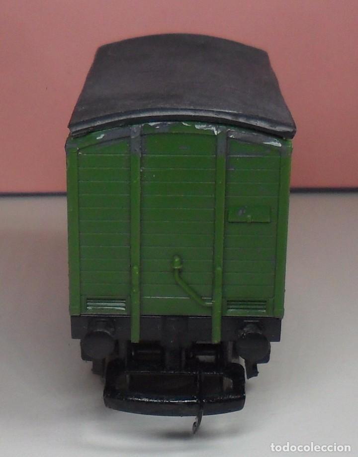 Trenes Escala: HORNBY - Vagón cerrado PRIME PORK - Foto 4 - 89804116