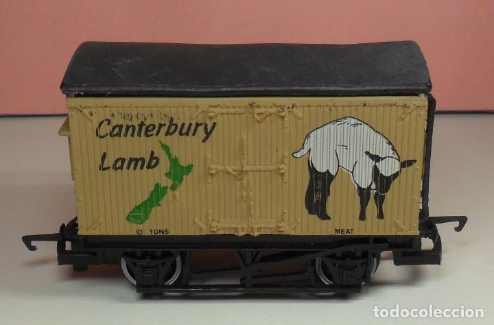 Trenes Escala: HORNBY - Vagón cerrado CANTERBURY LAMB - Foto 3 - 89804220
