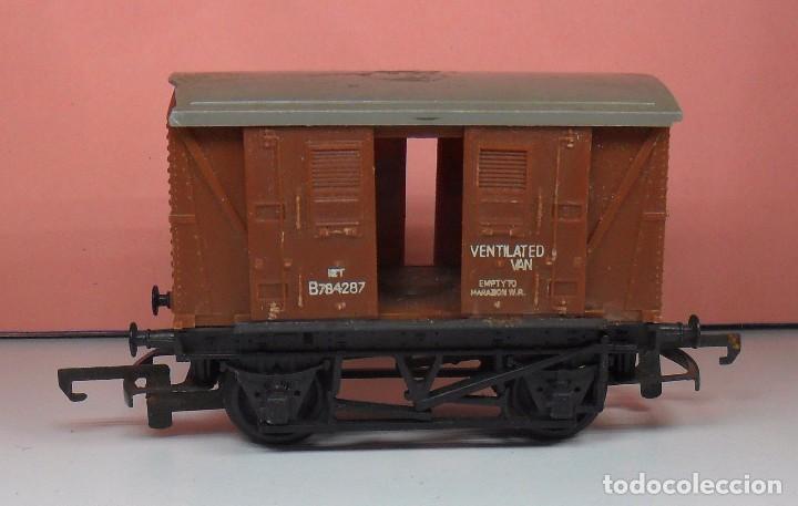 Trenes Escala: HORNBY 00 - Vagón con puertas correderas - Foto 3 - 89852804