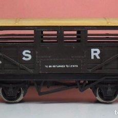 Trenes Escala: HORNBY 00 - VAGÓN PARA GANADO. Lote 89858024