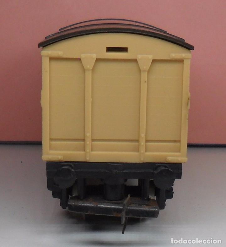 Trenes Escala: HORNBY 00 - Vagón para ganado - Foto 2 - 89858388