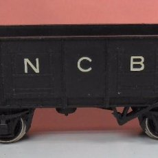 Trenes Escala: HORNBY 00 - VAGÓN DE BORDE ALTO NCB. Lote 89866632