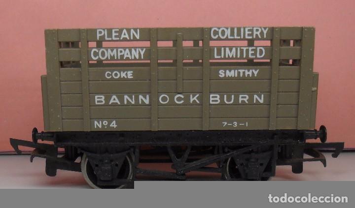 HORNBY 00 - VAGÓN COKE BANNOCKBURN (Juguetes - Trenes Escala H0 - Hornby H0)
