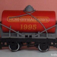 Trenes Escala: HORNBY 00 - VAGÓN CISTERNA HORNBY RAILWAYS 1995. Lote 89932724