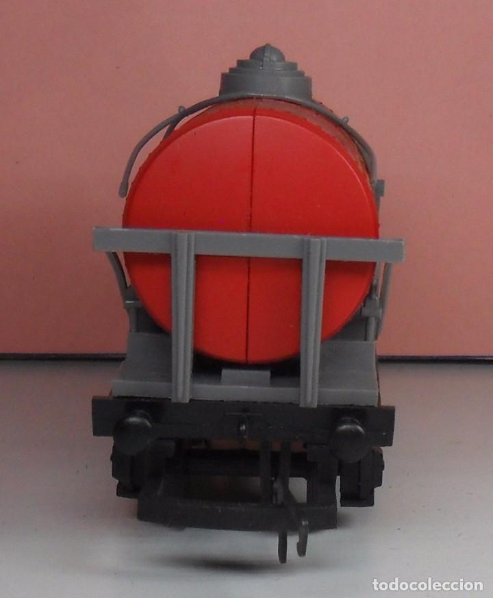 Trenes Escala: HORNBY 00 - Vagón cisterna HORNBY RAILWAYS 1995 - Foto 2 - 89932724