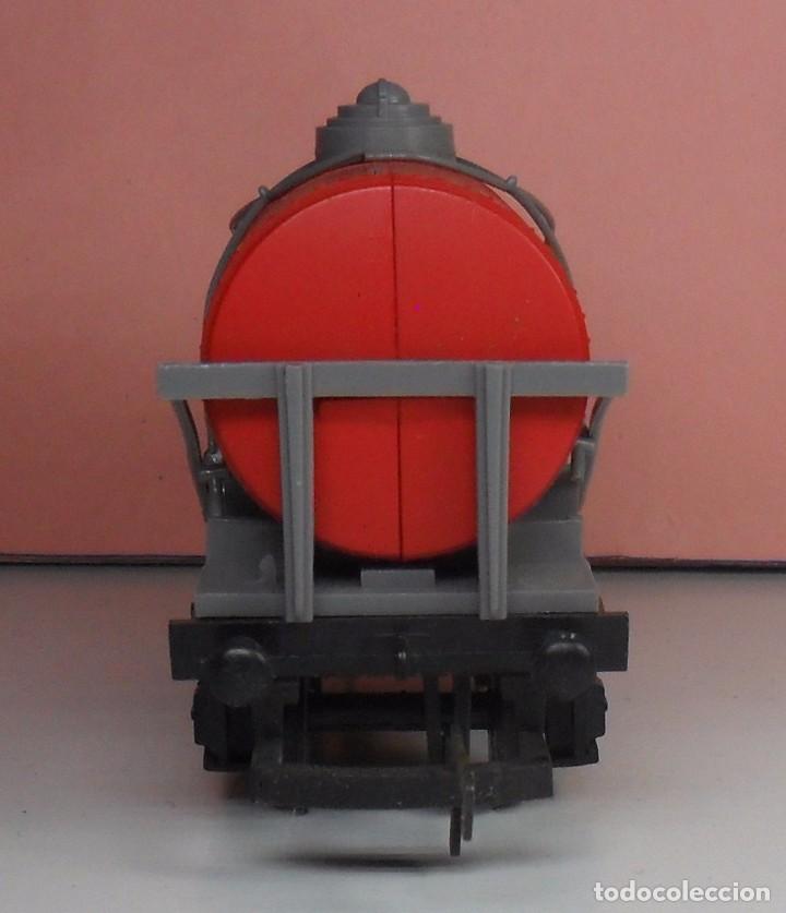 Trenes Escala: HORNBY 00 - Vagón cisterna HORNBY RAILWAYS 1995 - Foto 4 - 89932724