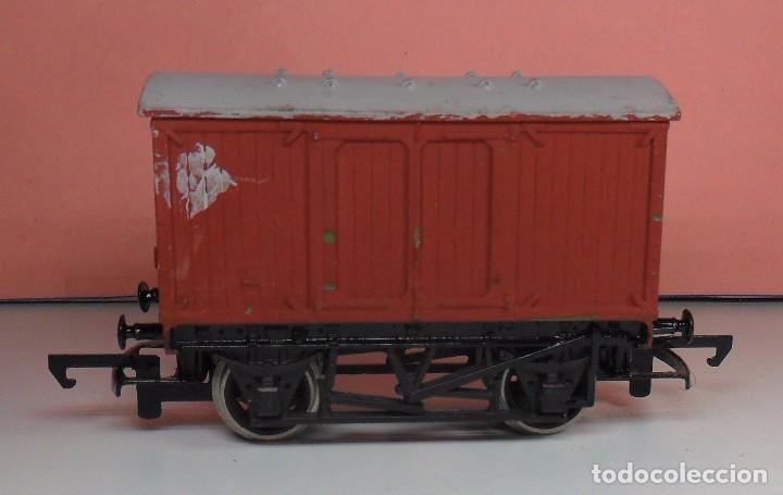 Trenes Escala: HORNBY 00 - Vagón cerrado de mercancías - Foto 3 - 89935040