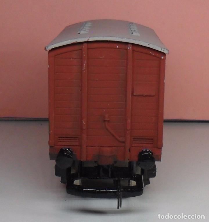 Trenes Escala: HORNBY 00 - Vagón cerrado de mercancías - Foto 4 - 89935040