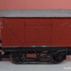Trenes Escala: HORNBY 00 - VAGÓN ABIERTO DE BORDE ALTO. Lote 89938796