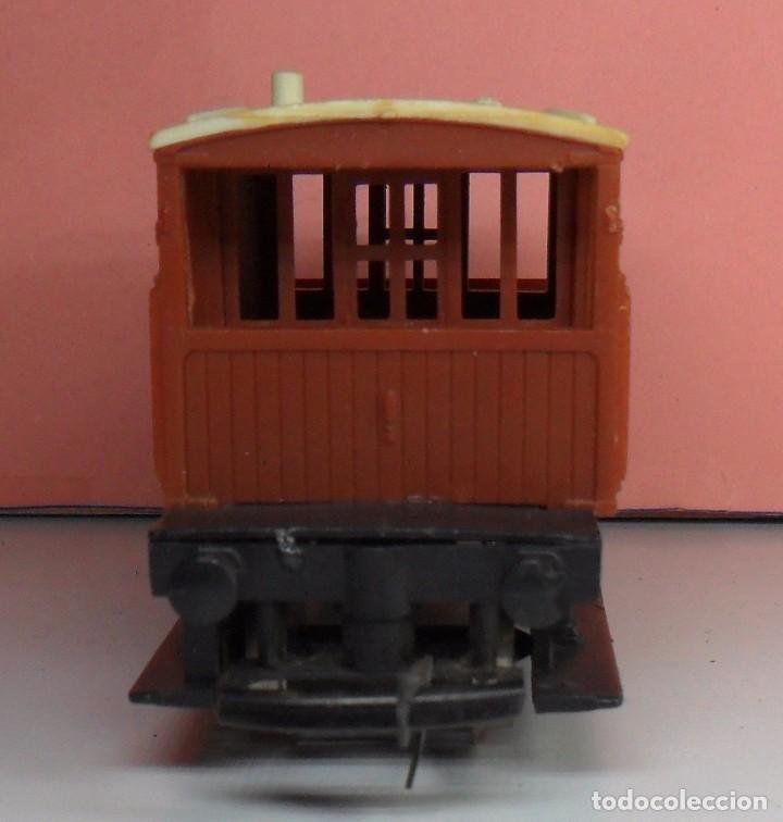 Trenes Escala: HORNBY 00 - Vagón de frenos - Foto 2 - 89942048