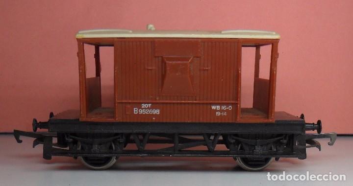 Trenes Escala: HORNBY 00 - Vagón de frenos - Foto 3 - 89942048