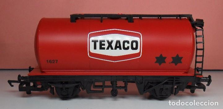 HORNBY 00 - VAGÓN CISTERNA TEXACO (Juguetes - Trenes Escala H0 - Hornby H0)