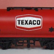 Trenes Escala: HORNBY 00 - VAGÓN CISTERNA TEXACO. Lote 89943432