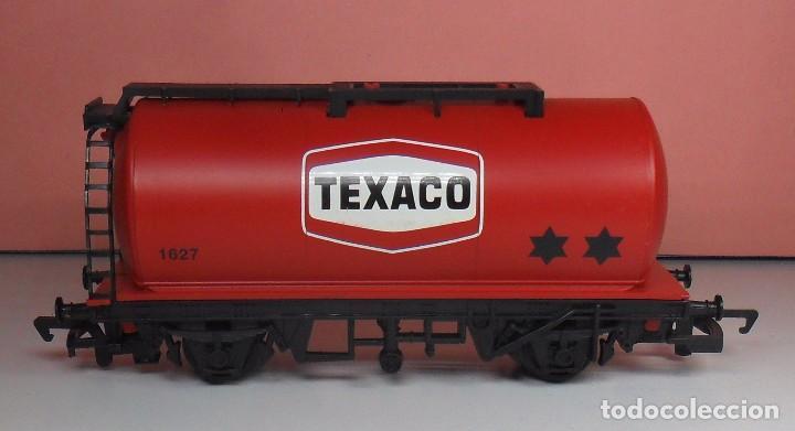 Trenes Escala: HORNBY 00 - Vagón cisterna TEXACO - Foto 3 - 89943432