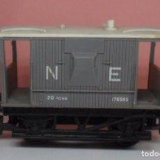 Trenes Escala: HORNBY 00 - VAGÓN DE FRENOS. Lote 155369689