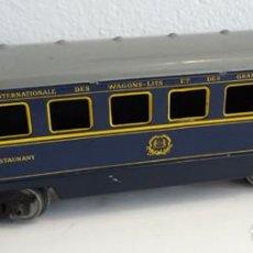 Trenes Escala: VAGÓN DE LA MARCA MECCANO HORNBY. VAGÓN RESTAURANTE 4218. Lote 93750655