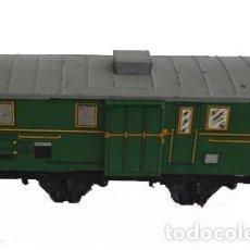 Trenes Escala: VAGÓN DE LA MARCA MECCANO HORNBY. WAGON FOURGON AVEC PÉRISCOPE N°1. Lote 93777490