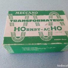 Trenes Escala: TRANSFORMADOR HORNBY HO EN SU CAJA Y EN PERFECTO ESTADO.. Lote 97593723