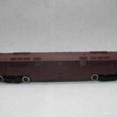 Trenes Escala: HORNBY - LOCOMOTORA DIESEL CORRIENTE CONTINUA - ESCALA H0. Lote 99932579