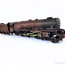 Trenes Escala: HORNBY LOCOMOTORA DUCHESS OF ATHOLL. Lote 101403703