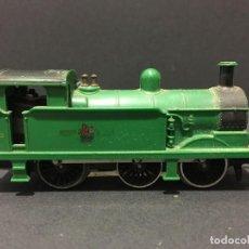 Trenes Escala: LOCOMOTORA HORNBY DUBLO, AÑOS 60 MODELO 2207.. Lote 106945439