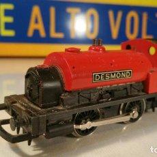 Trenes Escala: LOOMOTORA ELECTRICA HORNBY DESMOND, FUNCIONA. Lote 110484719
