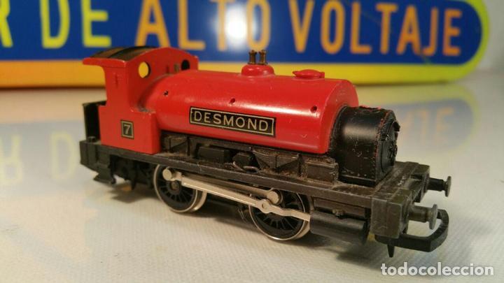 Trenes Escala: LOOMOTORA ELECTRICA HORNBY DESMOND, FUNCIONA - Foto 2 - 110484719