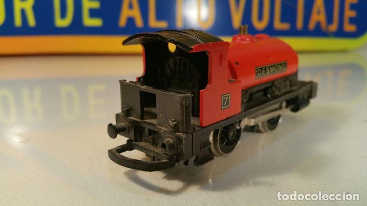 Trenes Escala: LOOMOTORA ELECTRICA HORNBY DESMOND, FUNCIONA - Foto 3 - 110484719