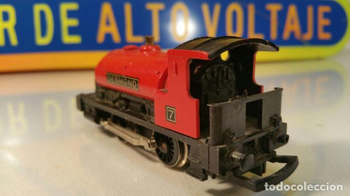 Trenes Escala: LOOMOTORA ELECTRICA HORNBY DESMOND, FUNCIONA - Foto 4 - 110484719