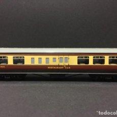 Trenes Escala: VAGÓN RESTAURANTE HORNBY DUBLO AÑOS 60 MODELO W9572. Lote 111783011