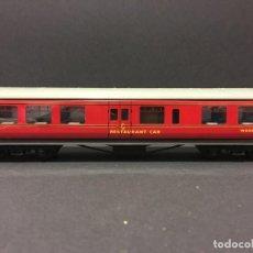 Trenes Escala: VAGÓN RESTAURANTE HORNBY DUBLO AÑOS 60 MODELO W9566W. Lote 111783391