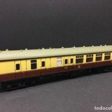 Trenes Escala: VAGÓN PASAJEROS T8 HORNBY DUBLO AÑOS 60 W34290. Lote 111788287