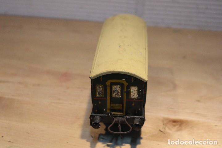 Trenes Escala: Vagón de tren Hornby meccano. - Foto 3 - 112892387