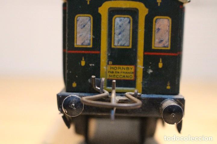 Trenes Escala: Vagón de tren Hornby meccano. - Foto 7 - 112892387