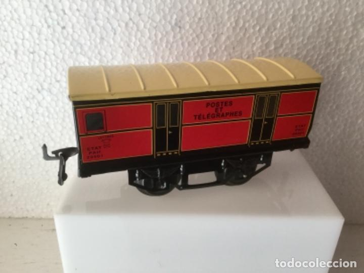 Trenes Escala: Vagón postal y telégrafos. E: 0 Hornby Trains. - Foto 2 - 115226123