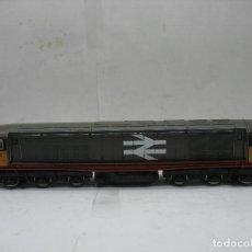 Trenes Escala: HORNBY - LOCOMOTORA DIESEL 58001 CORRIENTE CONTINUA RAILFREIGHT - ESCALA H0. Lote 120945263