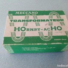 Trenes Escala: TRANSFORMADOR HORNBY HO EN SU CAJA Y EN PERFECTO ESTADO.. Lote 122123683